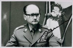 Il generale Wojciech Witold Jaruzelski