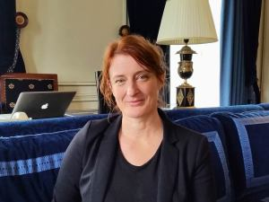 La regista australiana Jennifer Kent