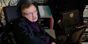 Stephen Hawking ha ricevuto il premio Wolf per la fisica nel 1988