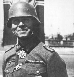 Una foto di Rommel