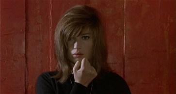 """Monica Vitti in una scena del film """"Deserto Rosso"""""""