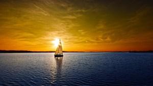 tramonto_mare_barchetta