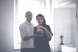 Nico Vascellari e Marina Abramović