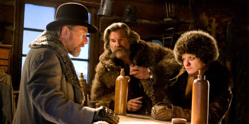 The Hateful Eight in evidenza