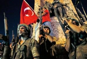 Il Colpo di Stato fallito in Turchia, avvenuto il 15 Luglio 2016