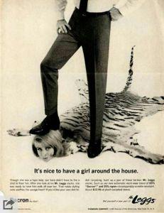 Una pubblicità deplorevole degli '50