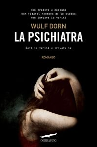 La copertina italiana de La psichiatra di Wulf Dorn