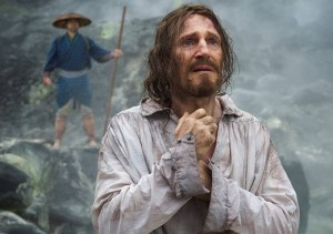 Liam Neeson (Padre Cristóvão Ferreira) in Silence