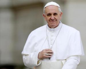Papa Francesco, nato Jorge Mario Bergoglio (1936), dal 13 marzo 2013 è il 266º Pontefice della Chiesa Cattolica