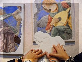 Percorso plurisensoriale ai Musei Vaticani