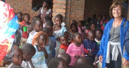 Fondazione Panetti, volontari in Congo per costruire una scuola