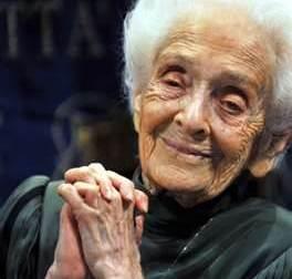 Rita Levi Montalcini e la bellezza dell'impegno scientifico