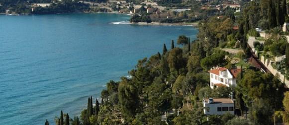 Ventimiglia, angoli di paradiso e Battaglie di Fiori
