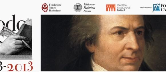 Parma celebra Bodoni, genio della tipografia