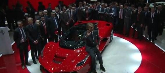 La Ferrari è il marchio più famoso nel mondo