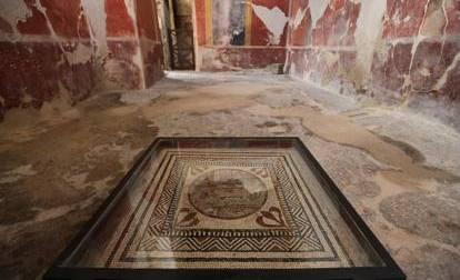 Pompei ne strega 3,2 milioni, stupiscono le nuove domus