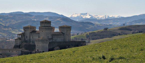 Parmigiano Reggiano e Prosciutto di Parma testimonial delle Riserve della Biosfera