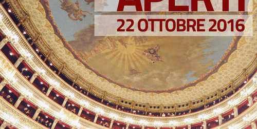 """Il 22 ottobre """"Teatri aperti"""": iniziative in tutta Italia"""""""