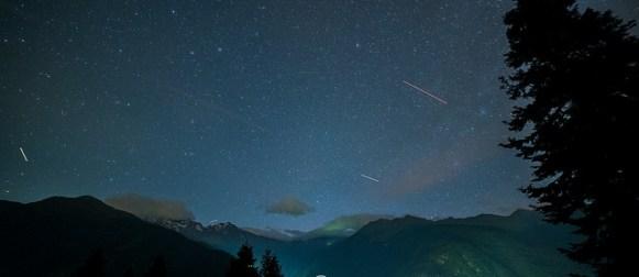 Destinazioni stellate: occhio al cielo della Val di Sole