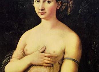 Fine prestito: La Fornarina è tornata a Palazzo Barberini