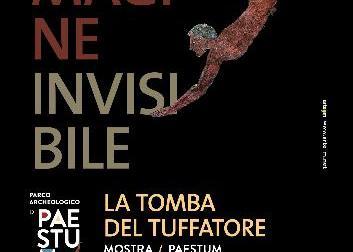 A Paestum dalla Tomba del Tuffatore una mostra sull'Immagine Invisibile
