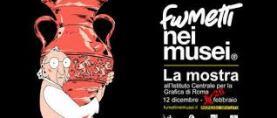 """""""Fumetti nei musei"""", mostra prorogata fino al 26 febbraio"""