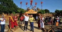 A Roma un nuovo parco a tema con gladiatori e tour botanico