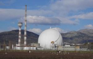 La centrale nucleare del Garigliano