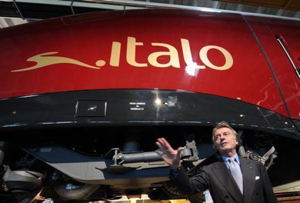 Il 28 aprile debutta italo tav privato di ntv - Binario italo porta garibaldi ...