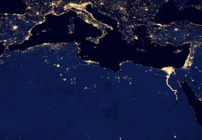 Mediterraneo-by-night