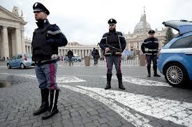 La sicurezza per il Vaticano