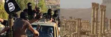 Jihadisti a Palmira