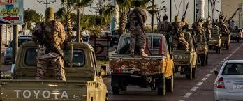 Avanzata dell'Isis in Libia