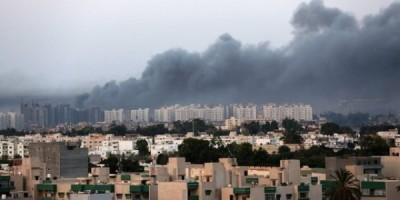 Combattimenti alle porte di Tripoli