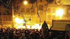 L'assalto all'ambasciata dell'Arabia Saudita