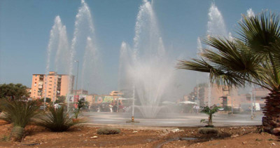 Fontana Eni a Gela