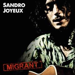 Sandro Joyeux - Migrant - cover art