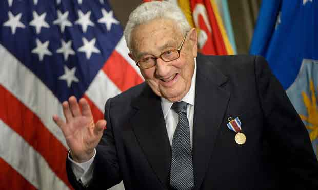 Henry Kissinger - Club Bilderberg