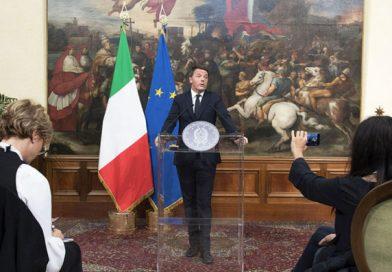 Mass media: c'è sempre Renzi in copertina, ma fa capolino la Boschi… a Taormina…