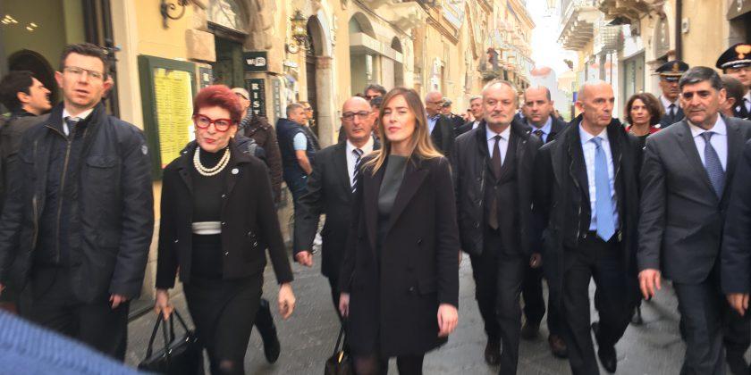 "G7-Maria Elena Boschi: ""I love Taormina"""