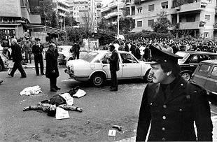 La strage di via Fani, 16 marzo 1978
