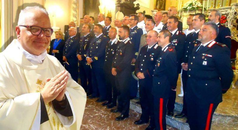 Trent'anni di sacerdozio per don Giovanni Salvia, cappellano militare del 41° Stormo a Sigonella