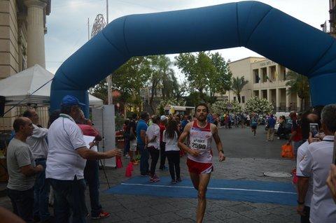 Corri alla Civita - il diario della corsa