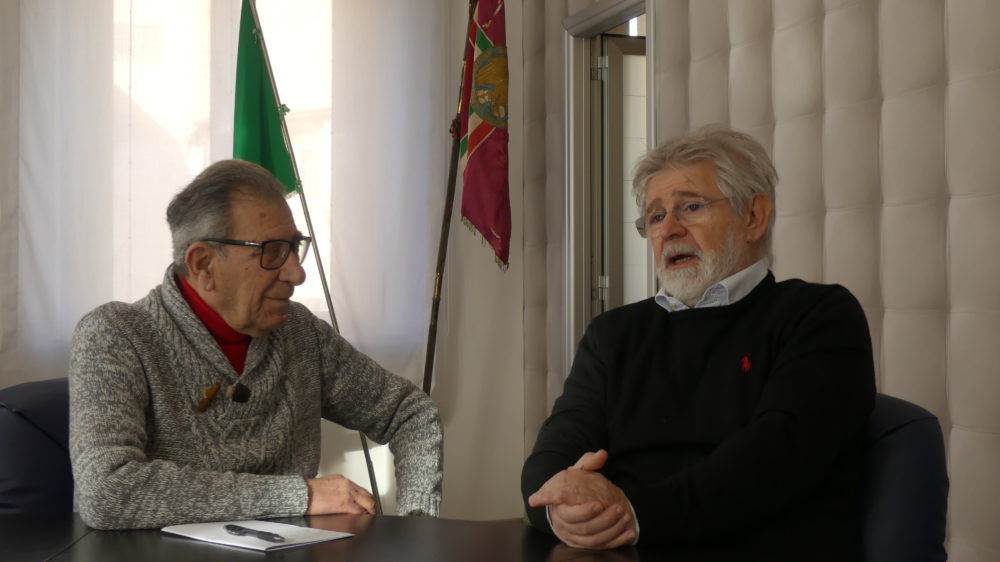 Salvo Barbagallo intervista Pietro Agen