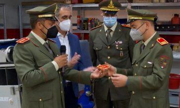 Manuel Antonelli è il nuovo comandante dei Vigili del Fuoco di Campodenno