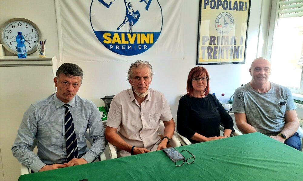 Lega Rovereto: «Sicurezza sottovalutata, Valduga si dia una mossa e prenda esempio dalla Lega»