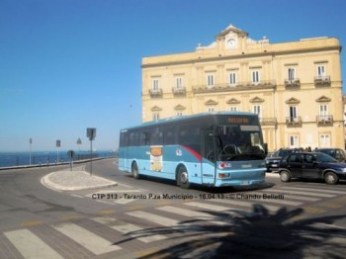CTP  Taranto - assunzione