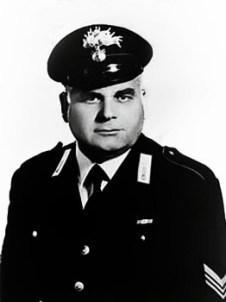 Nel ricordo del carabiniere Antonio Chionna. Medaglia d'oro al valor militare alla memoria