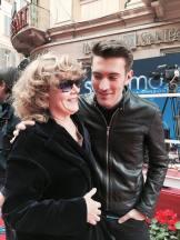Caterina caselli e Giovanni Caccamo