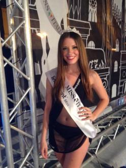 Marilisa Cassano, miss Taranto